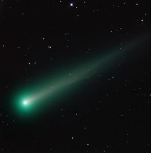 Comet ISON, as seen through a really nice telescope around Nov. 8. Image: Copyright Adam Block/Mount Lemmon SkyCenter/University of Arizona