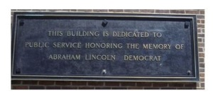 lincolnplaque